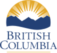 Logo for the province of British Columbia